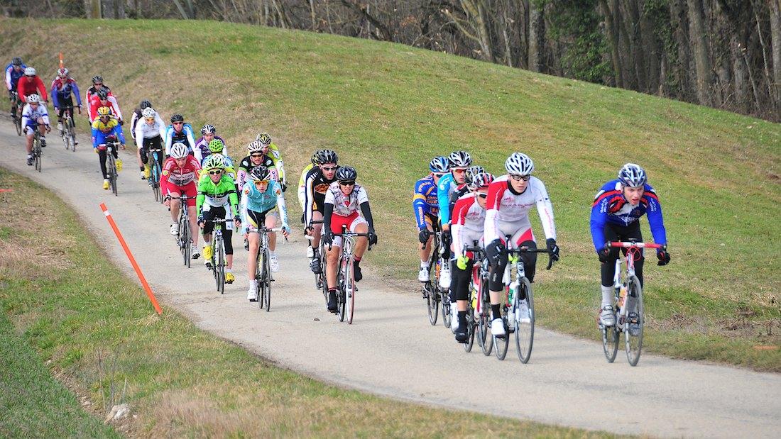 Peloton du Giron 2013